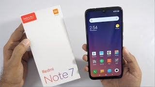 Redmi Note 7 Unboxing & Overview (Indian Retail Unit)