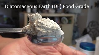 Diatomaceous Earth (DE) Food Grade Information