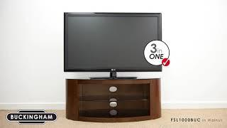 AVF AFFINITY TV STAND   BUCKINGHAM