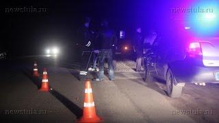 В Туле водитель насмерть сбил пенсионерку и скрылся
