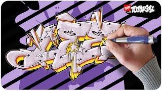 Graffiti Lernen Schritt für Schritt- LEE Block Style Deutsch