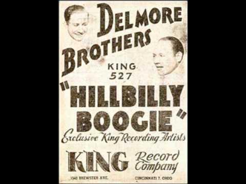 The Delmore Borthers - Blow Yo Whistle, Freight Train