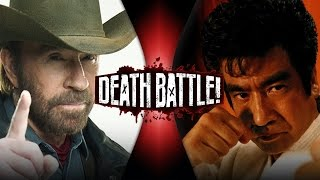 Download Chuck Norris VS Segata Sanshiro | DEATH BATTLE! Mp3 and Videos