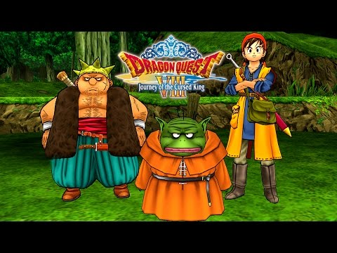 Dragon Quest VIII: Journey of the Cursed King | Gameplay First Impressions