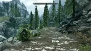 """The Elder Scrolls V: Skyrim"" Gameplay [1080p]"