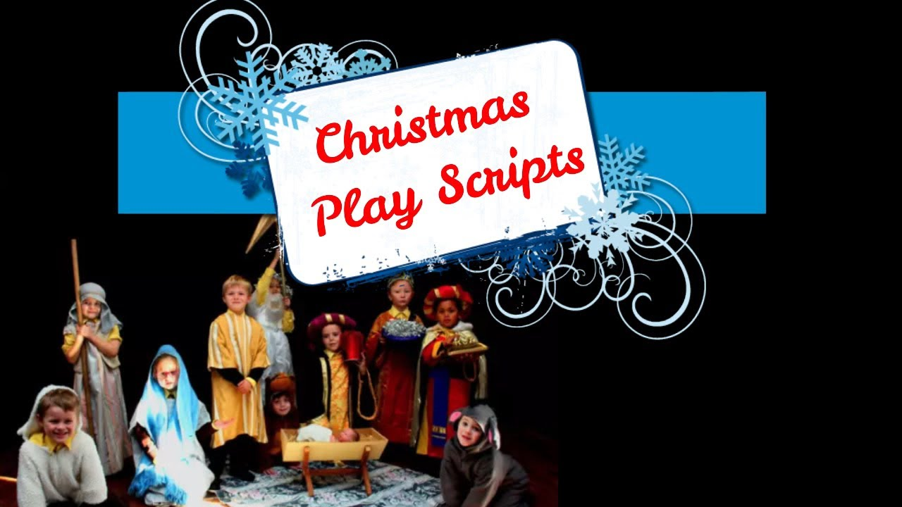 Christmas Play.Christian Play Scripts Christmas Drama For Children Youth Adults Churches Schools