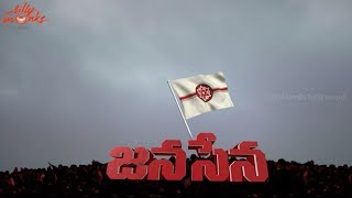 Jana Sena Party Flag - Significance Of Pawan Kalyan's New Political Party Flag - Exclusive Video
