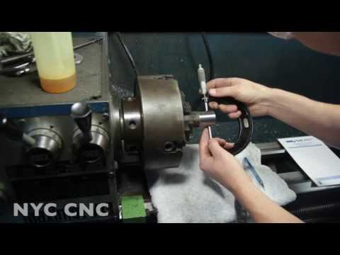 Making Copper Bullet Jackets: Machining Punching & Drawing Dies!  Part 6