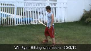 10/3/12. Hitting Soup Beans. Will Ryan