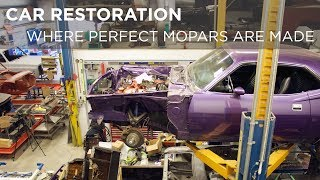 Factory Restoration Shop | Driving.ca