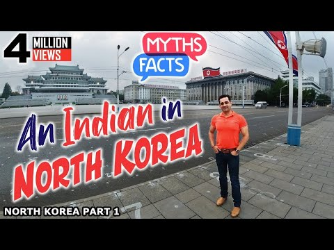 Kaisa hai North Korea(part-1).An Indian In North Korea | #travelling mantra
