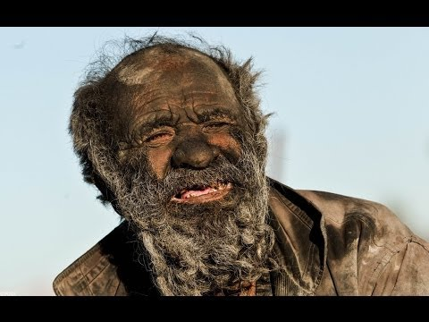 Man Hasn't Showered In 60 Years