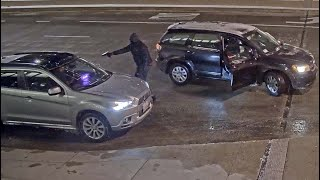 Chicago carjacking outside Sears Tower (Willis Tower) January 20, 2021-