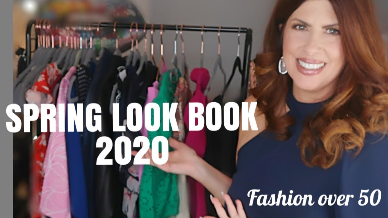 SPRING LOOK BOOK 2020/FASHION OVER 50