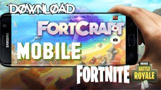 SAIUU!! LEARN HOW TO DOWNLOAD AND INSTALL FORTNITE MOBILE FROM NETEASE!! VERY EASY!! FORTCRAFT