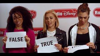 Sweet Suspense - True or False | Radio Disney