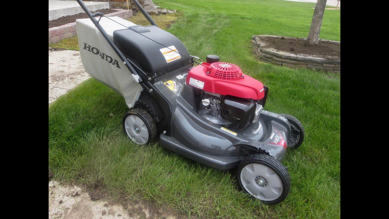 New Honda Mower Hrx217k5vka