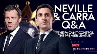 """The FA can't control the Premier League"" 