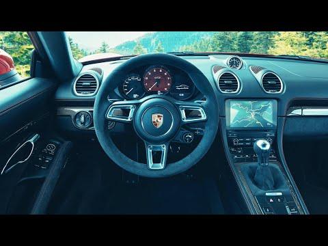 Porsche 718 Cayman GTS 4.0 2020 - 2021 Review, Photos, Exhibition, Exterior and Interior