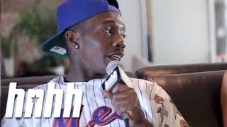Repeat youtube video Dizzy Wright: Mom Wrote My Raps! Talks Favorite Weed Strains (HNHH Interview)
