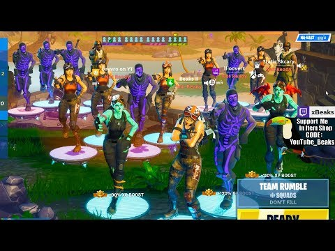 16 OG Skins Join A PUBLIC MATCH In Fortnite