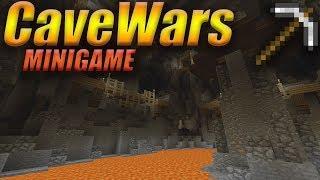 CaveWars Minigame Concept: Minecraft Console Minigames