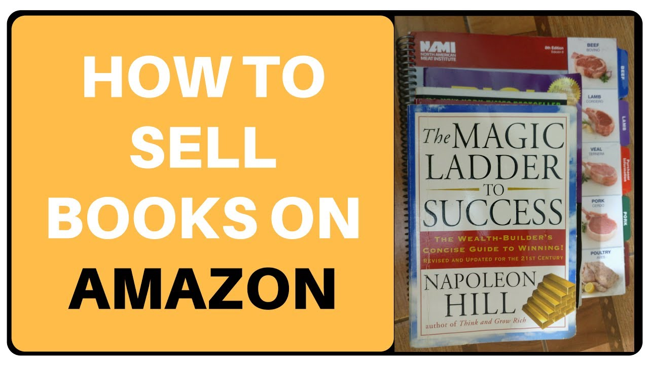 How to Sell Books How to Sell Books new pics