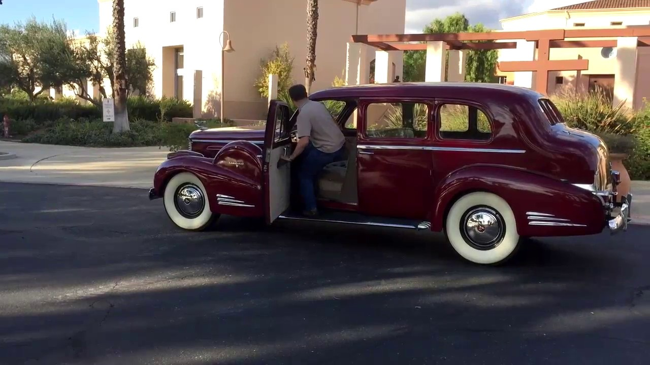 Cadillac V16 for sale - YouTube