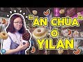 [MẶT NỌNG GO AROUND-TAIWAN]|VLOG 7| EATING FREE FOOD SAMPLE - TRYING SPICY CHILIES SNACK IN YILAN
