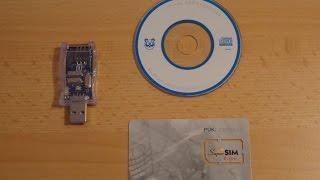 Розпакування посилки # 45 Aliexpress USB Read and 16 in 1 SIM clone