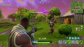 WTF AIM ASSIST NEVER WORKED Fortnite Battle Royale is BROKEN