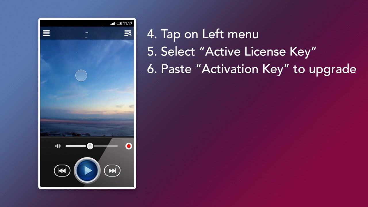 live stream player activation key