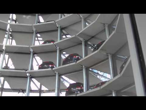 VW Auto Silo Wolfsburg, Germany