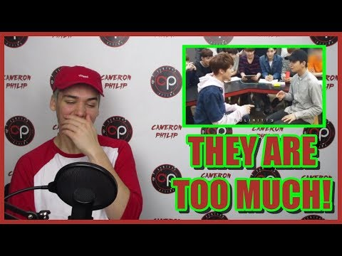 English Time with Seventeen 4 Reaction [ROCK, SEIZURE, PAPER]