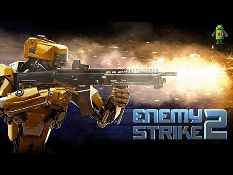 Enemy Strike 2 (iOS/Android) Gameplay HD