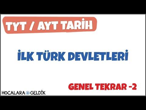 İlk Ve Orta Çağlarda Türk Dünyası, Türklerin Tarih Sahnesine Çıkışı