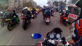 Один день из жизни мотоциклиста(катаю на suzuki bandit 250, снимаю покатушки ), 2016-03-28T17:25:01.000Z)