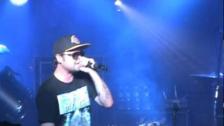 "Hollywood Undead  ""Gangsta Sexy"" Live @ Piere"