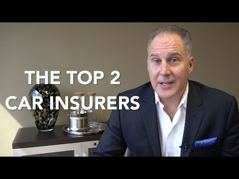 The Top 2 Car Insurers  - Teggart Injury Law