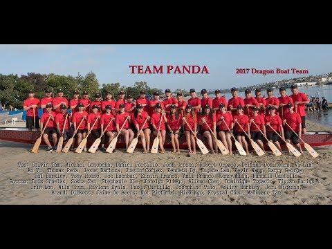 Team Panda Dragon Boat 2017