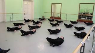 Контрольный урок по танцу - 1 группа