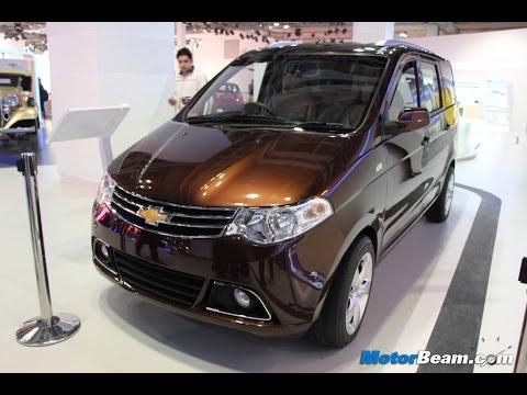 Dc Design Chevrolet Enjoy Luxury Version Youtube