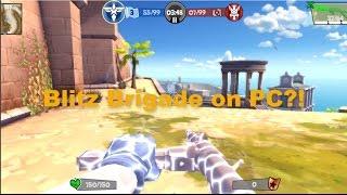 Blitz Brigade On PC!?