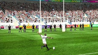 Rugby World Cup 2015 Review Commentary (Video Game Video Review)