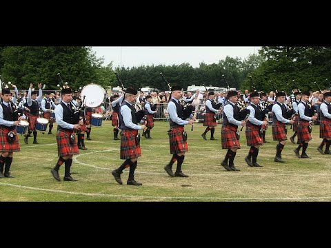 Field Marshal Montgomery retains 2014 Scottish Championship