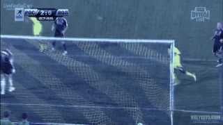 Тимофей Калачев гола (ФК Ростов 2-0 Новгород) 19.8.2013