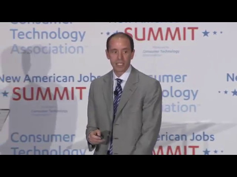 Platforms and Economic Empowerment – New American Jobs Summit