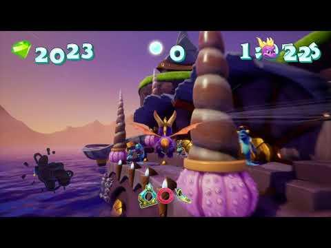 Spyro 2 Ripto's Rage - 05 - Ocean Speedway