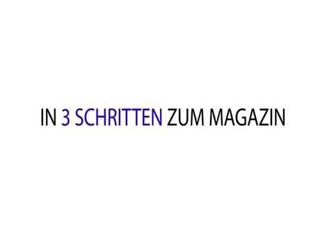 Magazine & Zeitschrift im Abo