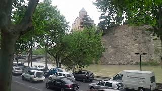 Хочу в Тбилиси. Tiflis - Tbilisi City, Georgia. I want to go to Tbilisi